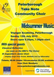 Midsummer music july 2015